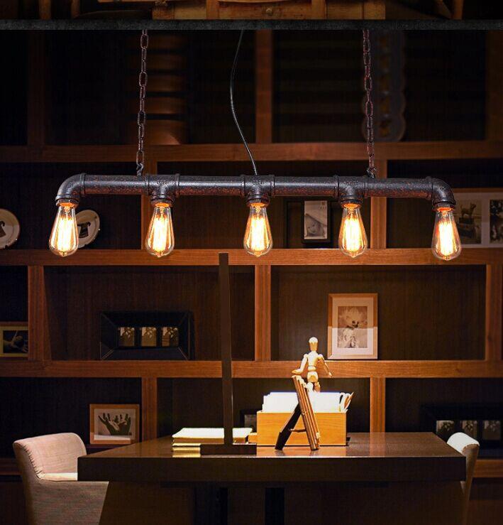 Edison personalizada l mparas contrarias bar iluminaci n - Iluminacion de bares ...