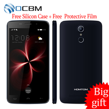 In Stock Homtom HT17 PRO 4G LTE 5.5″ IPS HD MTK6737 Quad Core 2GB RAM 16GB ROM 1280*720 Android 6.0 Dual Sim Mobile Phone