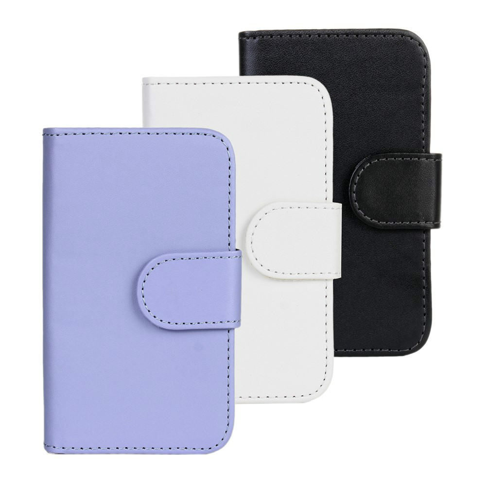 Simple Wallet Stand Leather Case for iPhone 3G+free shipping(China (Mainland))