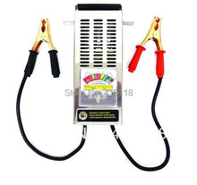 6 And 12 Volts Battery Load & charging System Battery Tester Charger Tools Testing Auto(China (Mainland))