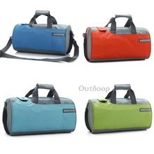 Fashion Nylon Barrel Sports Action Travel Bag Shoulder Messenger Bag Cylinder Gym Totes,Men's Women's Duffle Bag(China (Mainland))