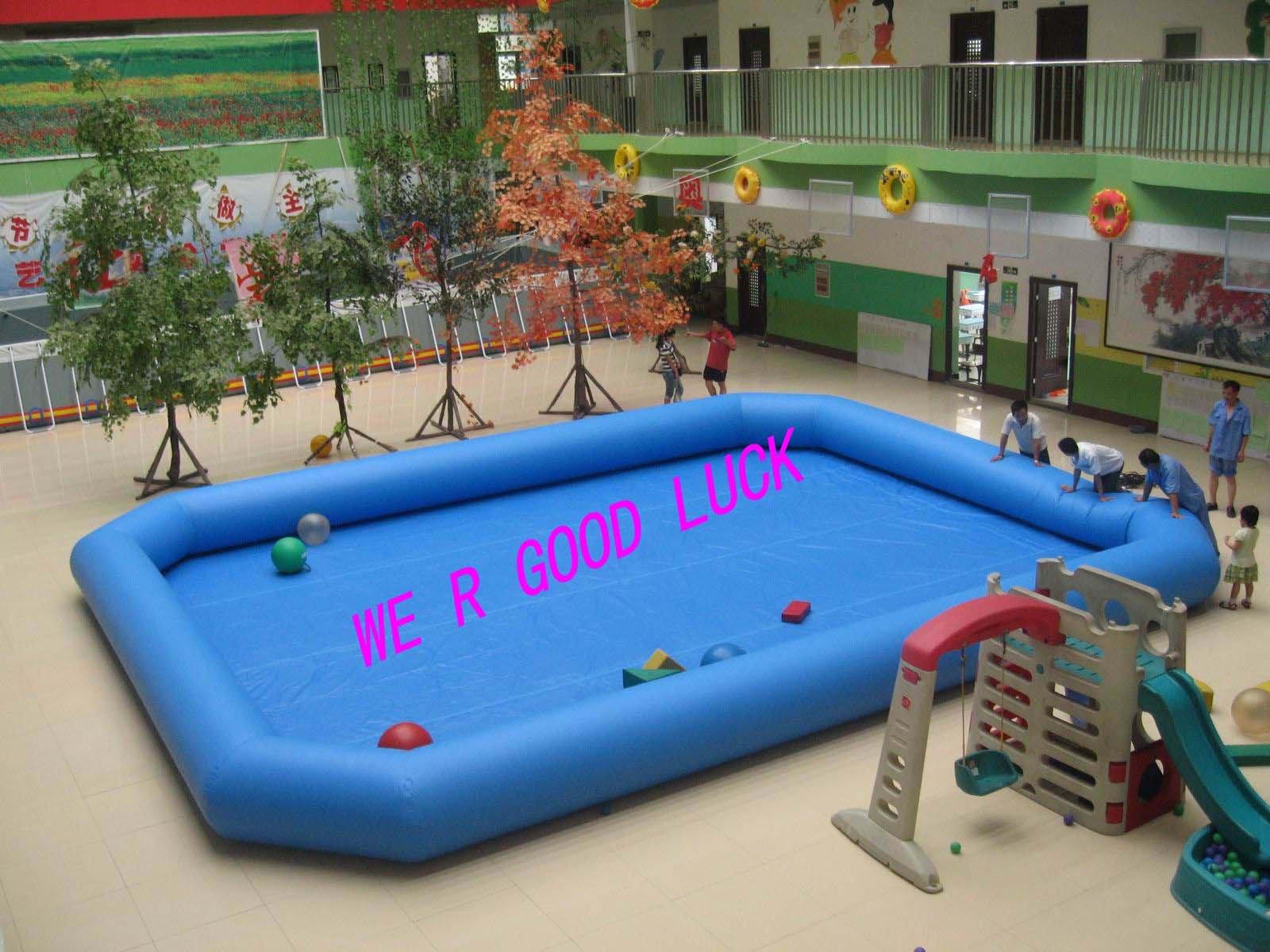 L 39 eau piscine parc aquatique piscine gonflable enfants piscine pl09 - Entretien eau piscine gonflable ...
