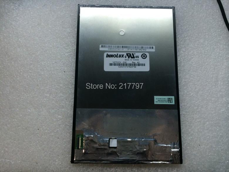 free shipping 7'' inch IPS LCD Display Screen Panel N070ICN -GB1 For Asus Fonepad HD7 ME175 ME372CG ME372 K00E ME173X(China (Mainland))