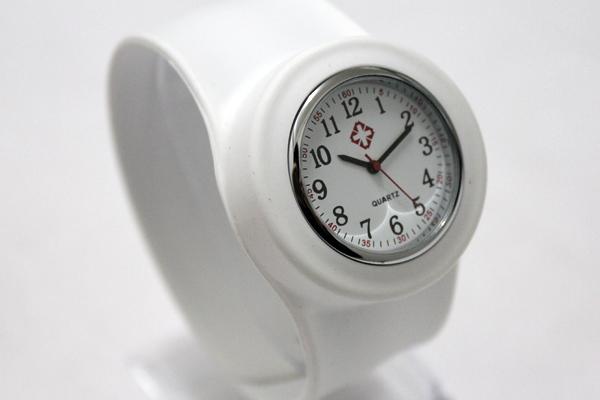 10 price Silicone nurse slap watch doctor opp bag packaging - Dynamic International store