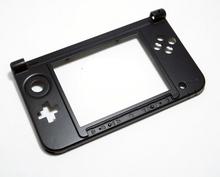 1 piece OEM original for Nintendo 3DS XL OEM Genuine Button Lower Screen Face Hinge Plate Part black color