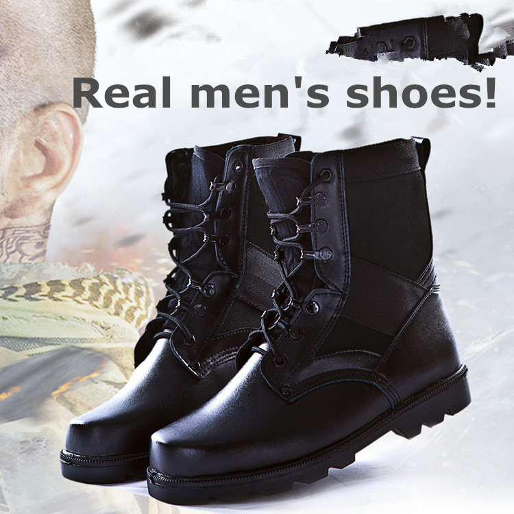 boot with steel toe Picture - More Detailed Picture about Free ...