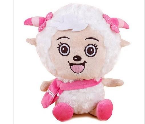 stuffed animal sheep plush toy about 80cm beauty goat soft doll t5890(China (Mainland))
