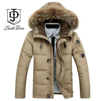 2015 новых людей марка боя зима согреться пальто 90% утка пуховик пальто свободного покроя мужской пуховик Y-8232