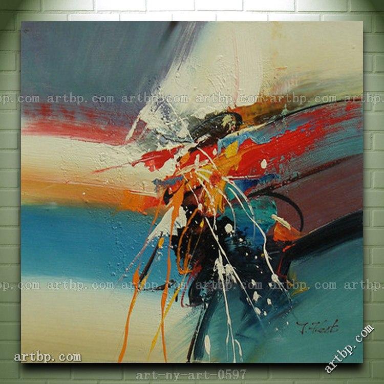 Olio di pittura contemporanea acquista a poco prezzo olio di ...