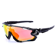 Buy JBR 4 Lens Polarized Men Women Cycling Sunglasses Eyewear Running Sport Bicycle Glasses MTB sunglasses TR90 Frame full revo lens for $12.16 in AliExpress store
