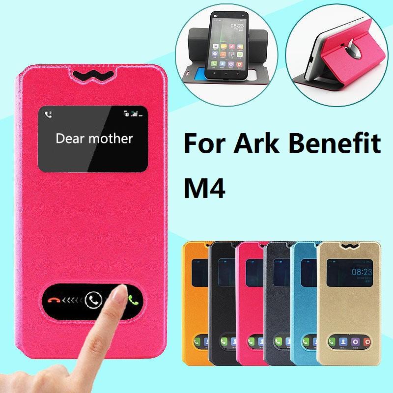 Чехол для для мобильных телефонов OEM M4, M4 for Ark Benefit M4