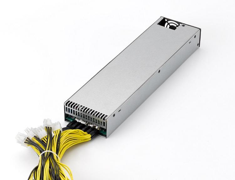 Bitcoin Miner BTC Litecoin Miner Power Antminer  APW3-12-1600-B2 1600W S7/S5/S4/S4+ 12V Power Supply AntMiner PSU Series On Sale<br><br>Aliexpress