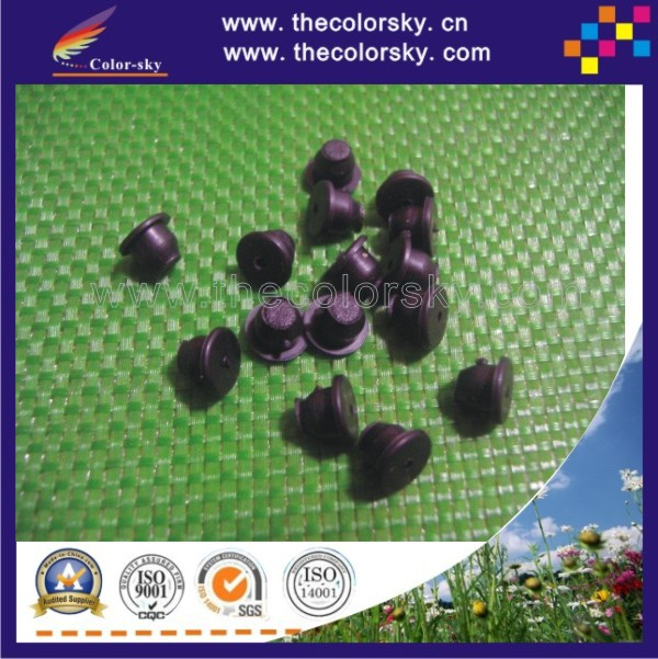 (E-R800) rubber sealing fill hole plug for Epson inkjet cartridges with chip free shipping by dhl(China (Mainland))