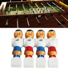 4pcs Rod Foosball Soccer Table Football Guys Men Player Replacement Parts(China (Mainland))