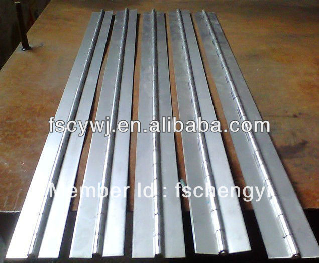 304 stainless steel material piano hinge