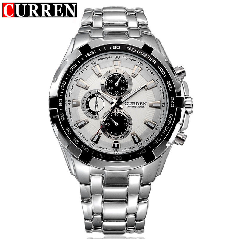 NEW 2016 curren watches men Top Brand fashion watch quartz watch male relogio masculino men Army sports Analog Casual 8023(China (Mainland))