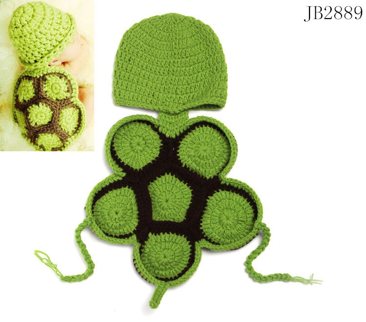 New! 14 Styles Newborn Baby Photo props Accessories Infant Animal Knitting Crochet Costume Lovely Baby hat Sleep bag Free ship(China (Mainland))