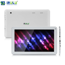Newly Arrival! Original iRulu X1 10.1″ Android 4.4 Tablet PC Quad Core Bluetooth3.0 GPS FM 1GB/8GB HDMI MTK8127 Free Shipping