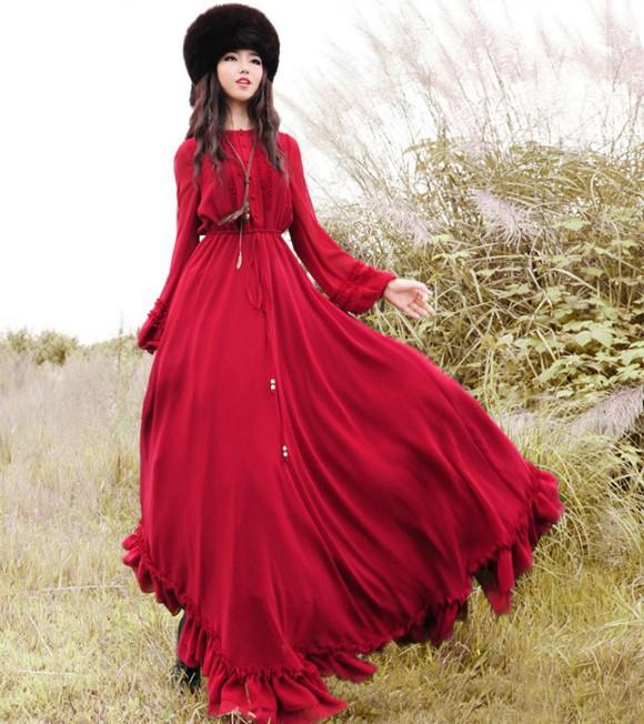 meilleur blog robe robe longue boheme 2015. Black Bedroom Furniture Sets. Home Design Ideas