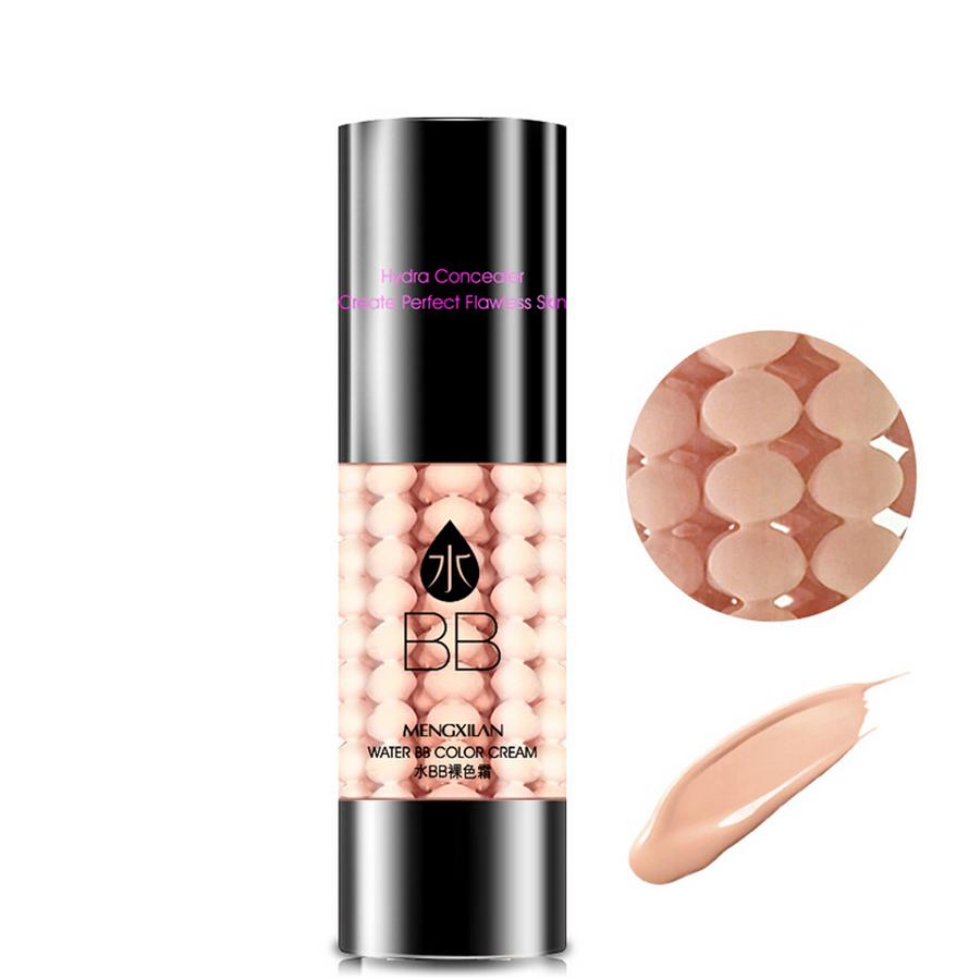 Natural Watering BB Cream Easy to Wear Facial Foundation Makeup 40ml(China (Mainland))