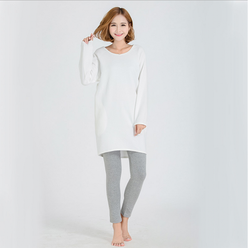 Online get cheap sleeping suit alibaba group Long cotton sleep shirts