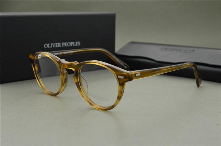Free shipping oliver peoples vintage eyeglasses frames ...