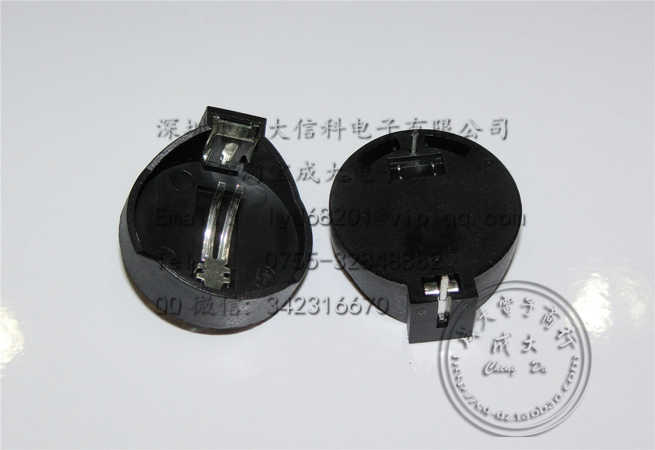 CR2032 CR2025 general line battery base plate installation material through different prices are different . Free Shipping(China (Mainland))
