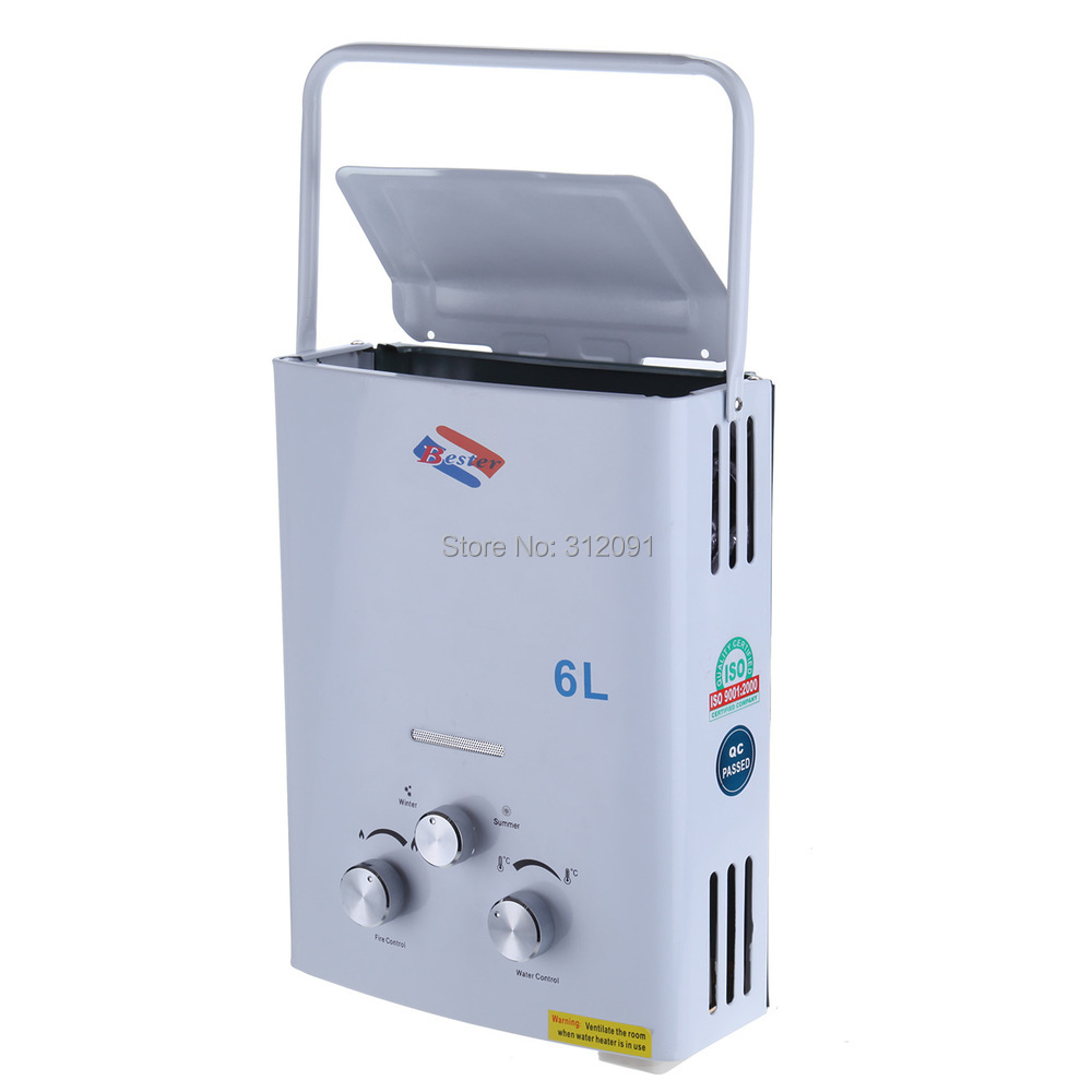 Portable Water Boiler ~ Aliexpress buy ship from au portable shower l lpg