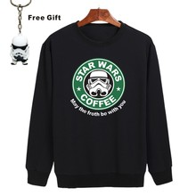 Star Wars New Hoodies Men Brand Designer Mens Sweatshirt Men with Luxury Harajuku Sweatshirt Men Brand XXL