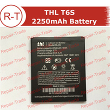 THL T6s T6 PRO Battery High Quality Original 2250mAh Lithium-ion Battery Replacement For THL T6s T6C T6 PRO Smart Phone