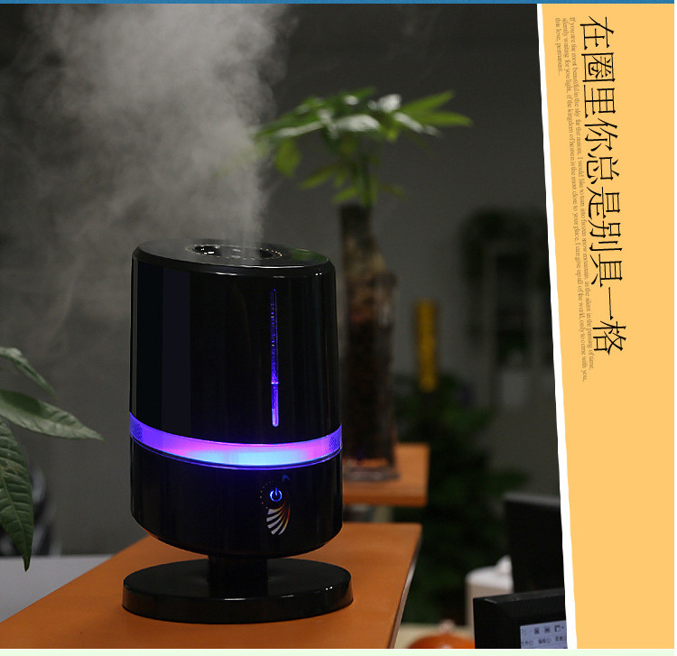 Air humidifier Mini night light aroma humidifier ultrasonic atomization humidifier household gift OEM<br><br>Aliexpress