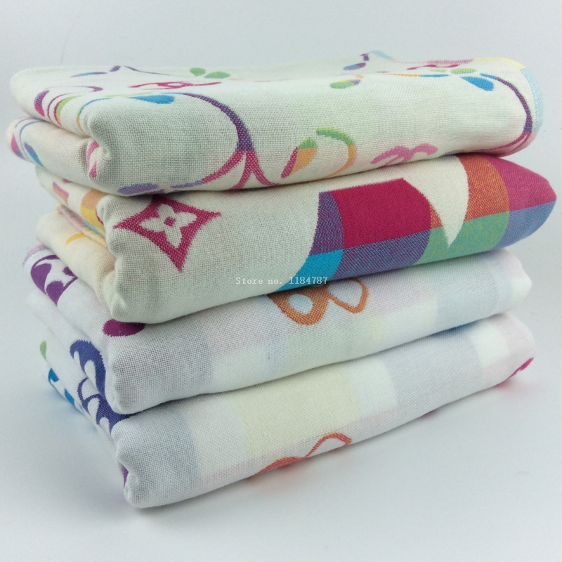 New 1pc Gaze Bath Towel Fuchsia Towels Brand Beach Towel for Adults Summer Kids Bathroom Towel so Soft 100% Cotton 70*140(China (Mainland))