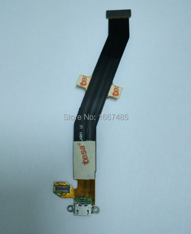 OEM For lenovo IdeaPhone K910 K910L Charging Connector USB Charger Flex Cable Ribbon(China (Mainland))