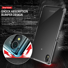 Buy Ultra Thin Slim 0.3mm Clear Transparent Soft Silicone TPU sFor Sony Xperia Z3 Case Sony Xperia Z3 Cell Phone Back Cover Case for $2.59 in AliExpress store