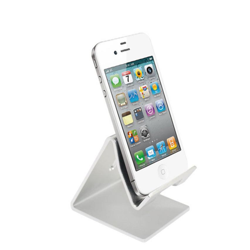 Hot selling Universal Cell Phone Desk Stand Holder For Tablet ipad iPhone tablet holder free shipping Yay(China (Mainland))