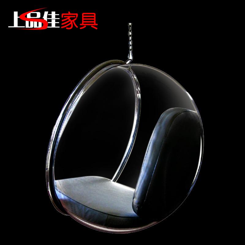 Cheap creative lob bubble chair capsule transparent acrylic dome rocking chair swing chair - Cheap bubble chairs ...