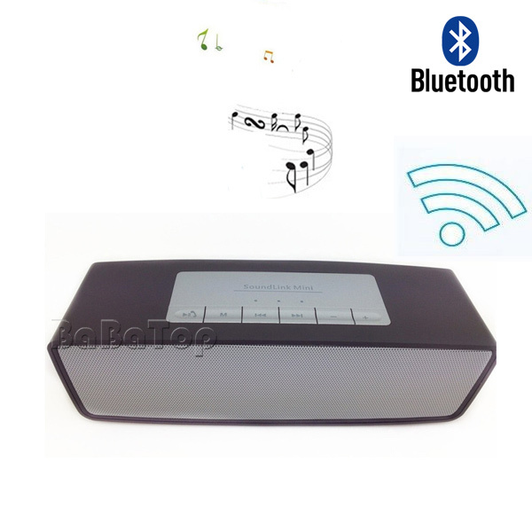 Wireless Mini Bluetooth Speaker Stereo consumer electronics multifunction handsfree insert TF card portable music speakers