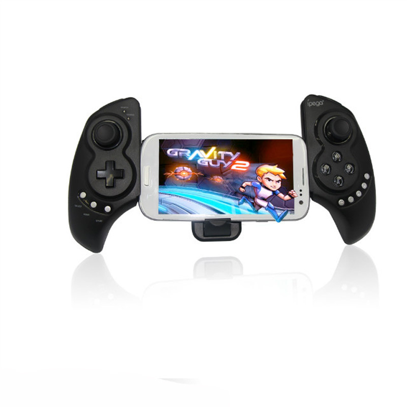 iPega PG-9023  gamepad Game Controller Portable Bluetooth Wireless Gamepad Joystick Control For Smartphone or Tablet PC<br><br>Aliexpress