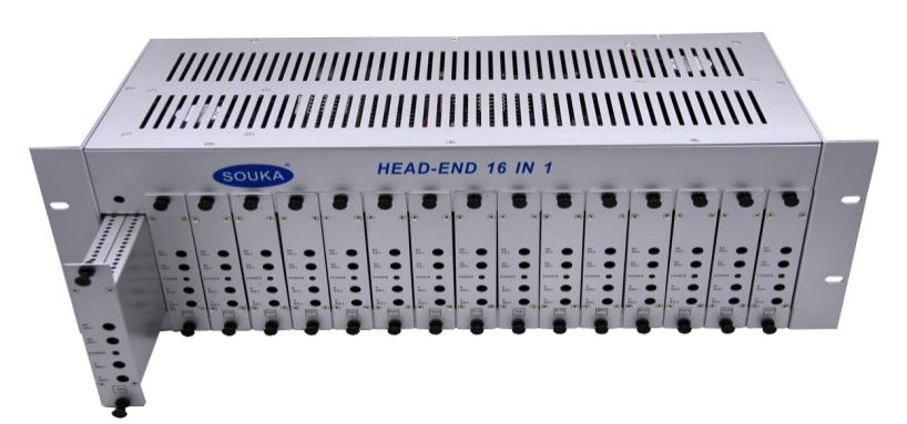 SK-12M CATV Headend Modulatorr CATV modulator(China (Mainland))