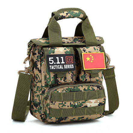 TSB0013# New US Military Army Camouflage Camo Shoulder Messenger Satchel Tote Bags Bag(China (Mainland))