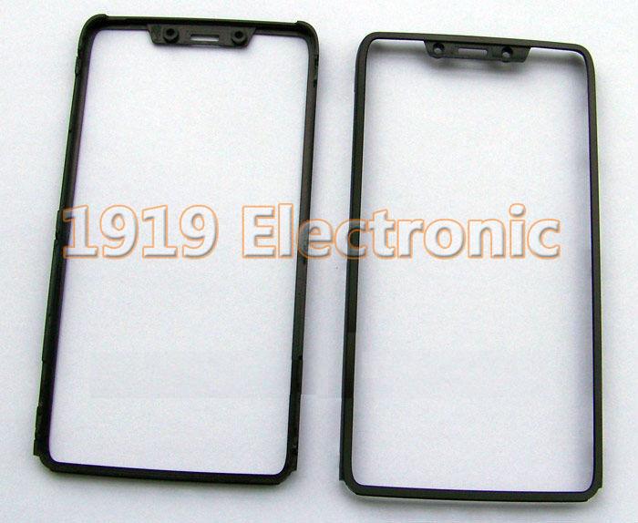 Original New Front Metal Frame Cover Case Housing Bezel Faceplate For Moto Motorola Razr i XT890+Tools +Tracking(China (Mainland))