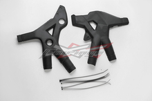 FREE SHIPPING Frame guard Protector Cover LEFT & RIGHT Fit for BMW F800GS Adventure(China (Mainland))