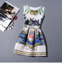 2016 New Summer Lace Derss Women Sleeveless Slim Bodycon Vintage Dress Patchwork Office Casual Base Dress Plus Size XXL dress(China (Mainland))