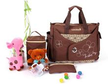 Multifunctional Nappy Mummy Bag Maternity Handbag Diaper Bags baby Tote Organizer 5 Colors bolsas de bebe
