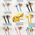 4pcs 0 5mm A variety of cute cartoon animation neutral pen gel pen School Gift