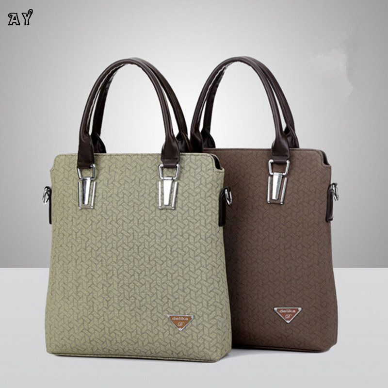 Famous Vintage Men Bags Grind arenaceous leather Bag Business Bag Briefcase Brand Design Shoulder crossbody Messenger Bags AW332<br><br>Aliexpress