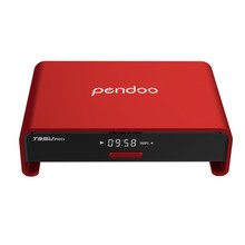 Android TV Box Amlogic S912 Android 6.0 TV Box T95U Pro Octa-core 2GB 16GB Pendoo Kodi 17.0 Fully Load,5G-WIFI,BT4.0,4K,H.265