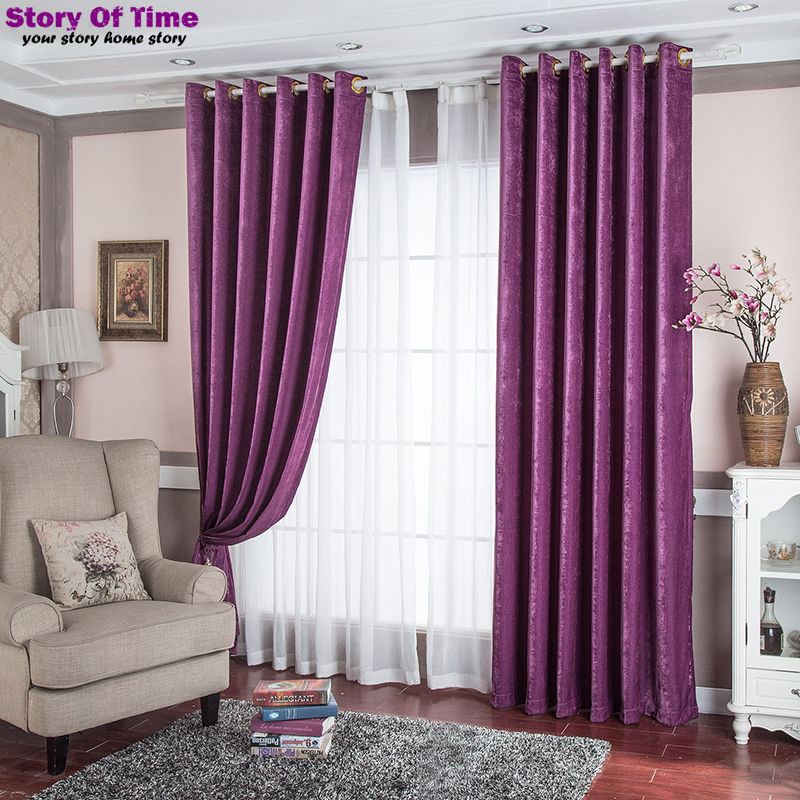 Free shipping drapes insulated blackout curtains living room curtains draps window panel design decoration curtain curtains(China (Mainland))