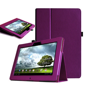 """Stand Leather Case COVER For 10.1"""" ASUS MeMO Pad FHD 10 ME301T ME302 ME302C ME302KL Tablet Cover +Screen Protector+stylus"""