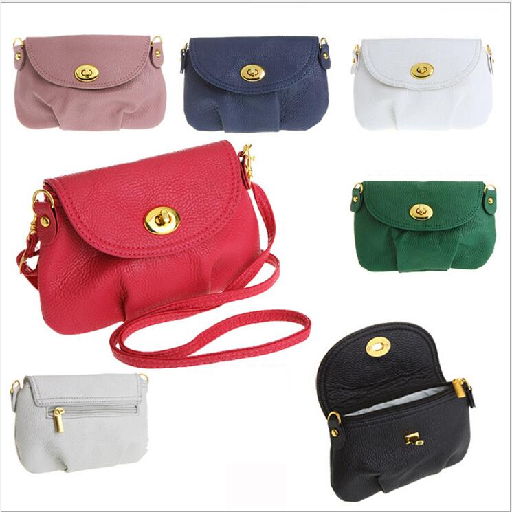 10 pcs Hand Mini Purses and Handbags Shoulder PU Leather Messenger Women Bag Ladies Bolsa Feminina Bolsos Mujer Sac A Main Femme(China (Mainland))
